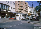 62 - Tram at corner of Ann and George Sts