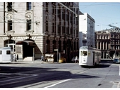 65 - Tram climbs up Wharf St