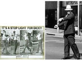 129 - Traffic Cop Dancing Dicky