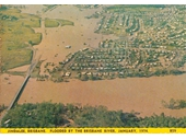 68 - Jindalee during the 1974 Flood