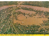 70 - Chelmer during the 1974 Flood