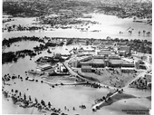 74 - The University of Qld during the 1974 Flood