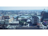 98 - Looking south from City Hall before the Supreme Court redevelopment (MLC and BCC admin buildings going up)