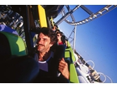 112 - Rollercoaster at World Expo 1988