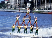 115 - Waterski show at World Expo 1988