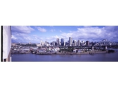 66 - Kangaroo Point from New Farm in the late 80's