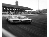 69 - Car race at the Ekka