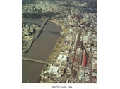 84 - South Brisbane from the air in 1984