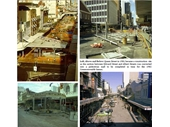 8 - Construction of the Queen St Mall