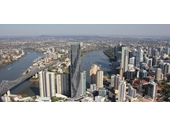 122 - Brisbane CBD from the north
