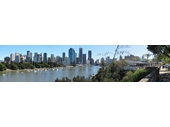126 - Brisbane CBD from Kangaroo Point