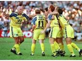 20 - Brisbane Strikers win the 1996-97 NSL premiership