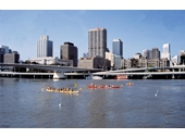 34 - Boat race on the Brisbane River