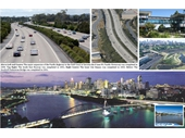 36 - Infrastructure developments - M1 (2000), SE Busway (2001), Goodwill Bridge (2001) and ICB (2002)