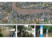 79 - Toowong and St Lucia during the 2011 Brisbane Flood