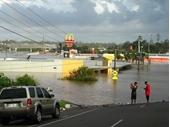 92 - Ipswich Motorway at Goodna during the 2011 Brisbane Flood