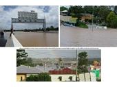93 - Ipswich Motorway at Goodna during the 2011 Brisbane Flood