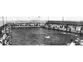 25 - Official opening of the Sandgate Baths in 1927