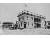 31 - The Sea View Hotel at Shorncliffe in 1901