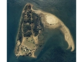 39 - Bishop Island before became a part of Fishermans Island