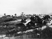 52 - Overlooking Wynnum and Manly in 1905