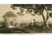 10 - Mt Coot-tha postcard