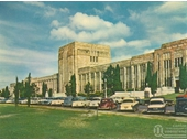 27 - The main building of the University of Queensland in the 1950's