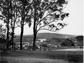 47 - View from Francis Lookout Corinda across the Brisbane River towards Mt Coot-tha in 1931