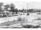 51 - Moggill Road at Kenmore around the 1940's