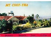 5 - Mt Coot-tha postcard
