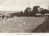 69 - Croquet in Ipswich