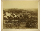 101 - Mouth of Breakfast Creek from Torak Hill in 1889