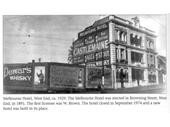 15 - Melbourne Hotel in 1929