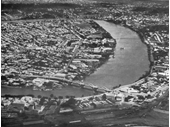 20 - West End from the air in the 1930's
