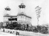 36 - The original German Club building near the Gabba