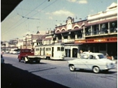 41 - Clarence Corner near today's Mater Hospital in the 1960's