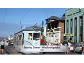 44 - A tram on Stanley St Woolloongabba