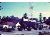 57 - The old ABC office and transmission tower at Toowong