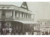 6 - The Ship Inn during the 1893 Brisbane flood