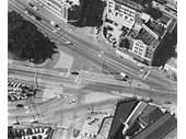 78 - The complicated intersection of Ann, Wickham and Boundary Streets before lights were introduced