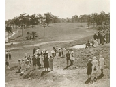 93 - An early photo of Victoria Park Golf Course