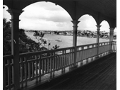 12 - The Verandah of Blair Lodge, Hamilton