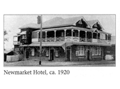 135 - Newmarket Hotel around 1920