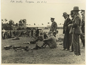 145 - Rifle Training at the Enoggera Military Camp in 1927