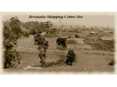 149 - Early photo of site that would later become Brookside Shopping Centre at Mitchelton