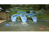 158 - A waterslide park that used to operate at Ferny Hills