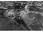 63 - Construction of Eildon Hill Reservoir, Windsor in 1929