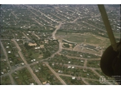 77 - Kedron from the air in the 1960's showing Gympie Road, Kedron Brook and Stafford Road (top left)