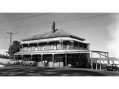 89 - The Edinburgh Castle Hotel on Gympie Road in 1958