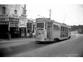10 - A tram at Dutton Park on Annerley Road